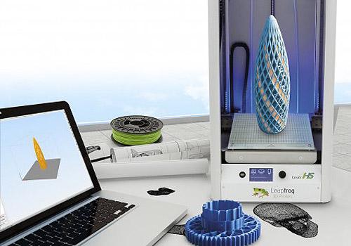 پرینتر سه بعدی Creatr HS XL پرینتر سه بعدی Creatr HS XL