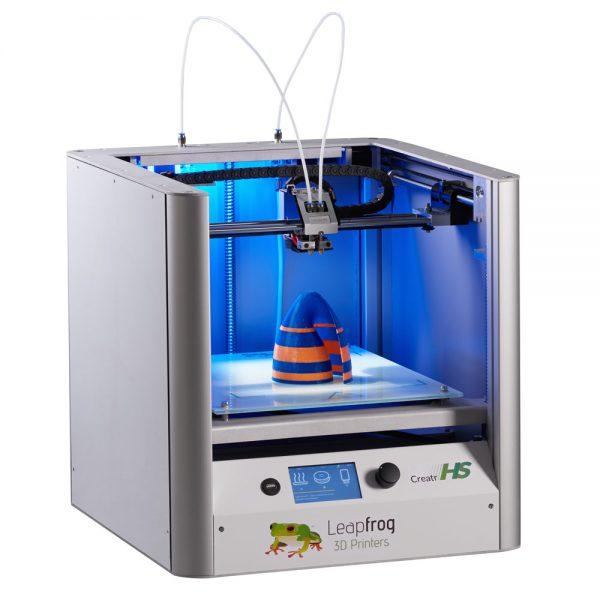 پرینتر سه بعدی Creatr HS لیپ فراگ leapfrog