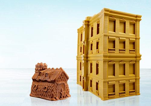 پرینتر سه بعدی ماکت سازی معماری پرینتر سه بعدی MINI