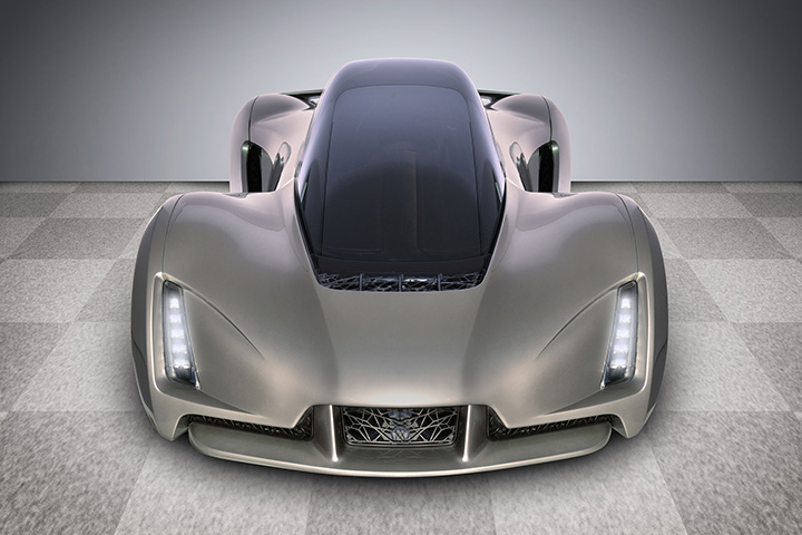 DM_Blade_01 تولید خودرو با دستگاههای چاپگر سه بعدی