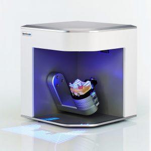 اسکنر سه بعدی دندانپزشکی Identica Blue