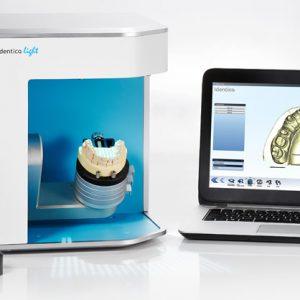 اسكنر سه بعدی دندانپزشکی