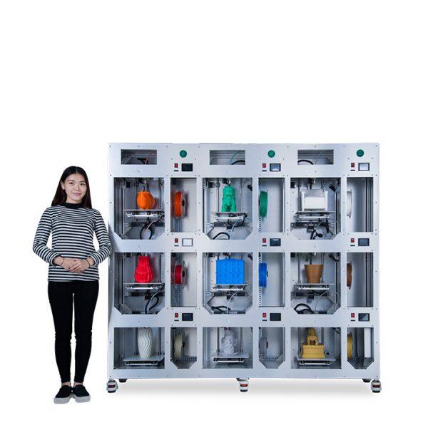 پرینتر سه بعدی Vertical 9 units