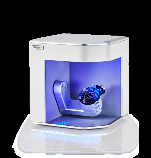 اسکنر سه بعدی حرفه ای Rexcan DS3 اسکنر سه بعدی طلا و جواهر Rexcan DS3