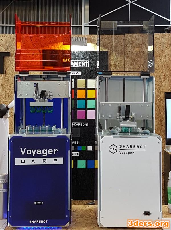 amsterdam-hosts-numerous-brand-new-3d-printers-at-additive-manufacturing-2016-5 جذاب ترین پرینترهای 3 بعدی، در نمایشگاه پرینترهای سه بعدی 2016 اروپا - بخش دوم