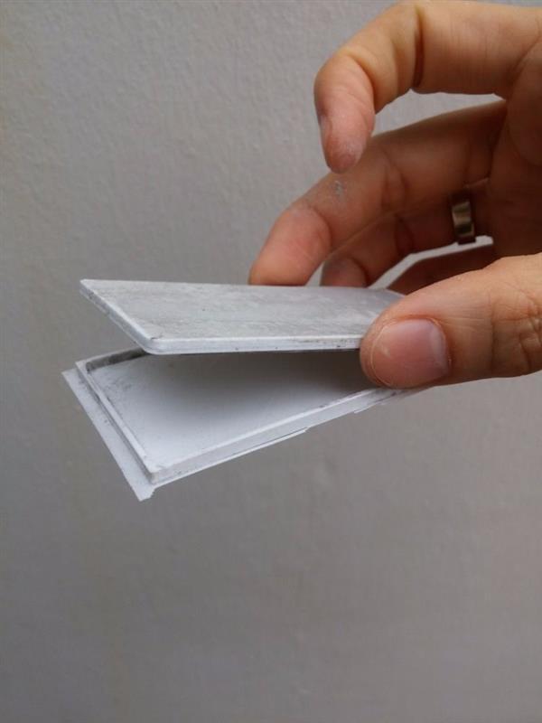چاپ کارت ویزیت های بتنی و محکم با پرینترهای سه بعدی چاپ کارت ویزیت های بتنی و محکم با پرینترهای سه بعدی