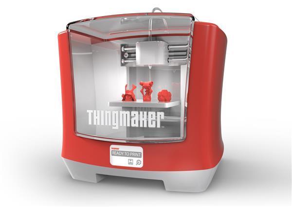 تعویق در عرضه پرینتر سه بعدی ساخت اسباب بازی تا پاییز 2017 تعویق در عرضه پرینتر سه بعدی ساخت اسباب بازی تا پاییز 2017