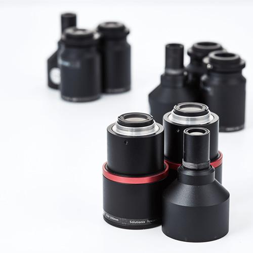 Solutionix C500-4 اسکنر سه بعدی  Solutionix C500